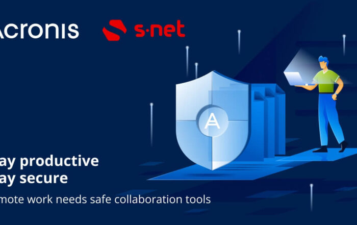 Acronis Remote Work protection