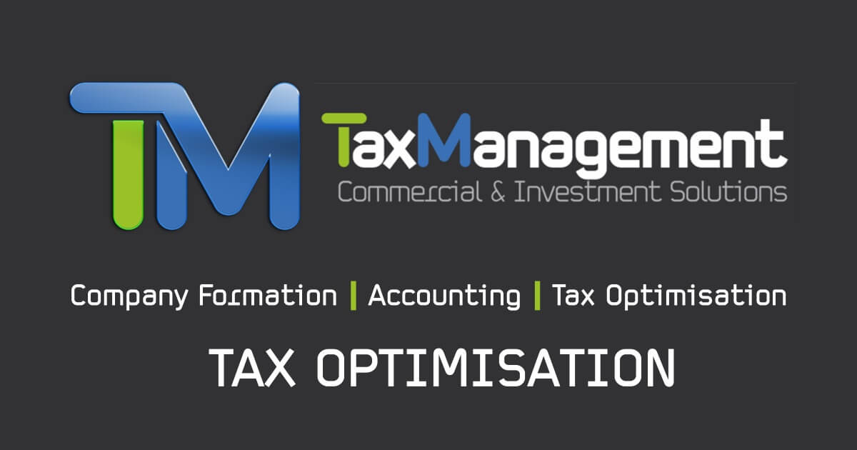 Income Tax Optimisation and Tax Planning