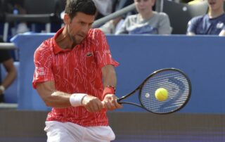 Djokovic postive for COVID 19 in Adria tour