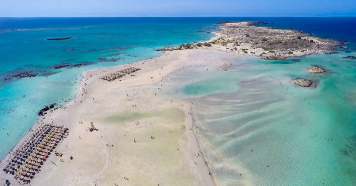 Organised beaches open