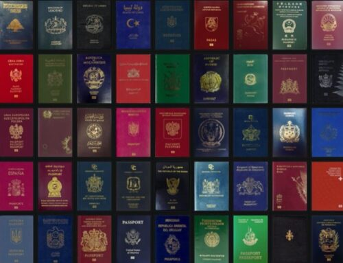 2020 list of World's most Powerful Passports