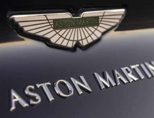 Aston Marin sells 20% of it's stakes