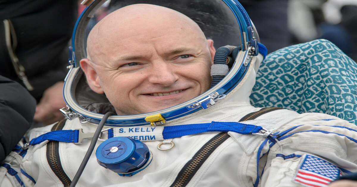 Scott Kelly astronaut