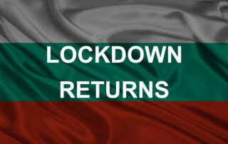 Lockdown in Bulgaria