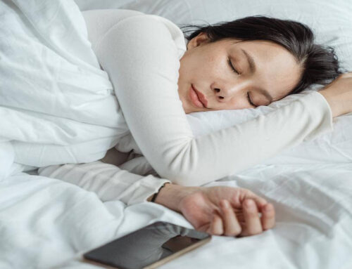 Smartphone addiction ruins sleep, study says, but you can fight back