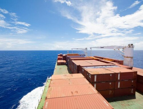 Why even giant ships can't solve the shipping crisis